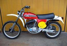 KTM GS 125 1976