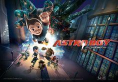 Astroboy HD Wallpaper | 999HDWallpaper