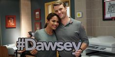 Who's ready for more #Dawsey?! #ChicagoFire