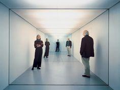 Public Space / Two Audiences, 1976 - Herbert Foundation - Collection - Dan Graham