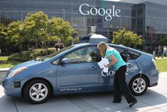 If Your Self-Driving Car Gets a Ticket, Should Google Pay?