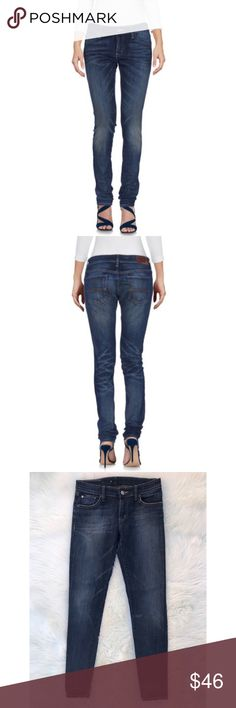"""Denim and Supply Ralph Lauren Skinny Jeans A skinny fit and a slightly faded wash make Ralph Lauren's Denim & Supply Sanford jean a style you'll reach for again and again. It's constructed with just enough stretch to ensure a sleek silhouette during every wear.  Approximate measurements: 7.5"""" rise, 29"""" inseam, 13.5"""" waist, 5"""" Leg opening  Excellent condition No flaws to note Open to considering offers Denim & Supply Ralph Lauren Jeans Skinny"""