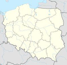 Wojciechy is located in Poland