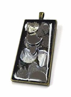 Resin Crafts: Broken Mirror in Resin!
