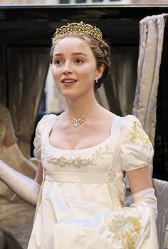 40 Best 'Bridgerton' Fashion Moments in Netflix Series Yellow Lace Dresses, Blush Dresses, Flower Girl Dresses, Wedding Dresses, Silver Gown, Gold Gown, Opera Dress, Peach Gown, Burgundy Gown