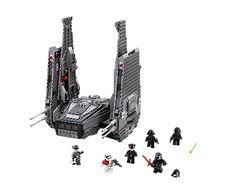 Kylo Ren's Command Shuttle™ | LEGO Shop