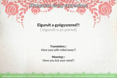 The Hungarian language is full of miraculous curiosities, and the topic of slang is no exception. Here are some of the most used Hungarian slang expression. Proverbs 13, Crazy About You, Language Lessons, History Memes, Hungary, Funny Jokes, Meant To Be, Birthday Cards, Languages