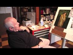 "Artist James Christensen talks about his latest book, ""Lehi's Dream."" video"