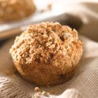 Peanut Butter Banana Flax Seed Muffins Recipe - Allrecipes.com  Have these in the oven right now. Added some cocoa and chocolate chips to make them more of a treat