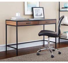 Home Office Computer Desk WritingTable Laptop Workstation Modern Furniture for sale online Furniture, Writing Table, Home Office Desks, Home Office Furniture, Mainstays, Sleek Desk, Traditional Desk, Home Office Table, Desk