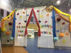 Abertura de Exposição de Artes do Infantil