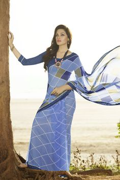 Buy Online Printed Sarees, shari, Sky Blue Color, Georgette Material, Casual saree, sari, Casual wear, Daily wear, Kitty party wear for women. We have large range of Printed Sarees in our website with the best pricing and unique designs shipping to (UK, USA, India, Germany, UAE, Canada, Singapore, Australia, Mauritius, New Zealand) world wide.