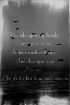 The Last Thing We'll Ever Do -SayWeCanFly