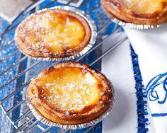 Portugalskie tarty (Pasteis de nata )