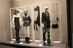 ESCADA, playing with black & white, pinned by Ton van der Veer