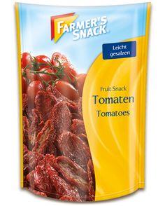 Packung Farmer's Snack Tomaten