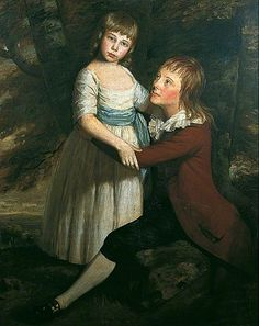 Henry And Frances Read Of Walthamstow, John Opie (1761 – 1807, English)