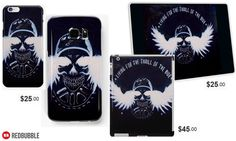 Living for the Thrill of the Ride- Iphone, Samsung, Ipad and Laptop skins #artbyurte