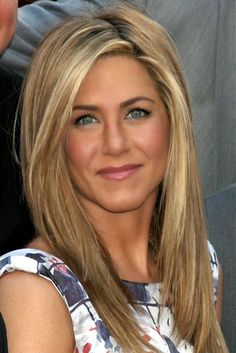 how to get hair like jennifer aniston