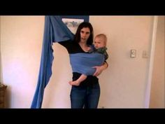 This video shows how to do a safe, supportive hip carry with a moby wrap and a heavier baby/toddler.  Hip wrap cross carry is basically the same as front wrap cross carry, just shifted to the hip.