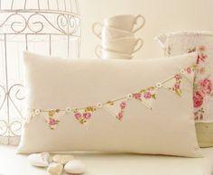 Handmade By Random Button - - Cushions