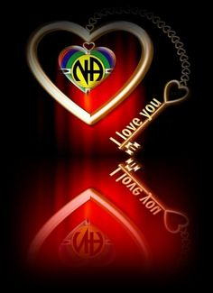 Heart of narcotics anonymous