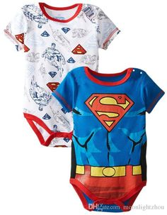 Superman Onesies now at www.babybellandco.com $16.95 Batman also available