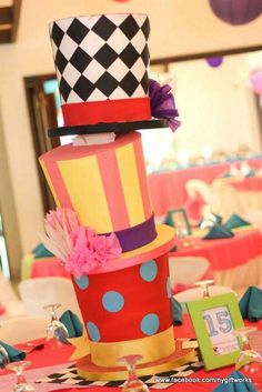 Alice in Wonderland Birthday Party Ideas | Photo 8 of 56 | Catch My Party