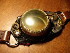 Steampunk Eyepatch 5 by CrimsonLotus, via Flickr