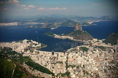 Rio de Janeiro, Brazil, photo by Leonid Plotkin on Flickr.