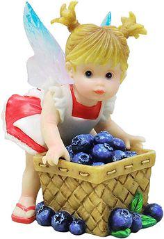My Little Kitchen Fairies - Blueberry Fairie  http://www.efairies.com/store/pc/My-Little-Kitchen-Fairies-Blueberry-Fairie-37p5008.htm  $21.95