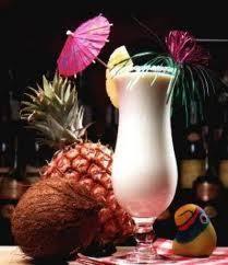 'Coconut Twist'    1 scoop Tropical Strawberry Shakeology  1 cup coconut water  2 tbsp. grapefruit juice  1/2 cup pineapple chunks    www.myshakeology.com/insanechic85