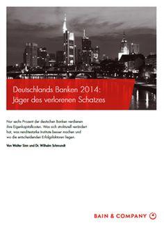 Eine aktuelle Studie untersucht die Entwicklungen im deutschen Bankenmarkt und zeigt Ursachen und Konsequenzen auf. Demnach steht der Branche ein erheblicher Strukturwandel bevor.