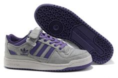 best sneakers b1007 e931f Adidas Forum Lo RS Grey Purple Shoes Basket Adidas Noir, Baskets Adidas,  Adidas Hommes