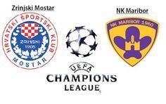 Portail des Frequences des chaines: Zrinjski Mostar vs NK Maribor - UCL