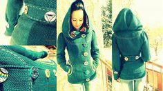 Rina / navrhni si svoj kabátek!:D