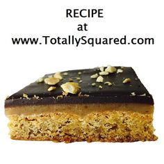 Chewy Peanut Butter Bars