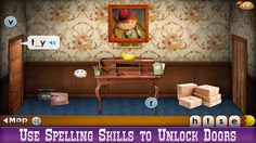 Mystery Word Town - Sight Word Spelling by Artgig Studio
