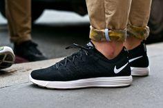 Nike Lunar Flyknit HTM - Black