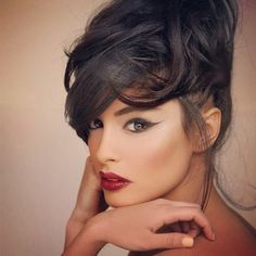 HAIR STYLING and MAKEUP BY REEM SHARVIT
