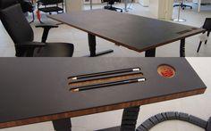 Stratum Desk - Richlite