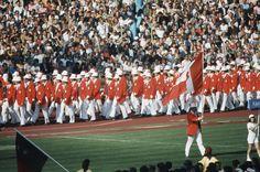 Team Canada at the 1972 Olympics | retired Toronto Star photographer Graham Bezant's photos of the Munich Olympics