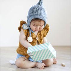 """baby vest cardigan knitting pattern"""