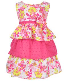 This perfect party dress for baby is just $6.99!