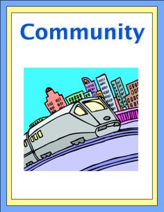 The Community Unit shares interesting information on the people who work in our communities. It helps children understand the role of firemen and women, police, doctors, teachers, nurses, and others. It will help them understand different professions that they might choose for their future. It explains the use of libraries, parks, playgrounds, and hospitals. Activity worksheets include; word find, word unscramble, criss cross, spelling