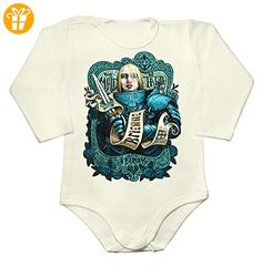 Brienne of Tarth A Maid A Beauty Artwork Baby Long Sleeve Romper Bodysuit Extra Large - Baby bodys baby einteiler baby stampler (*Partner-Link)