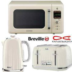 Details About Mint Green Daewoo Retro Design Microwave