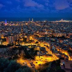 Barcelona sunsets  ❤️ Закаты, Париж На Фоне Неба, Барселона, Путешествия