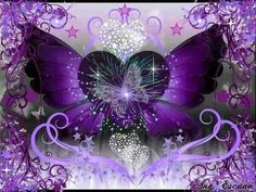 ...A PURPLE HEART WITH WINGS
