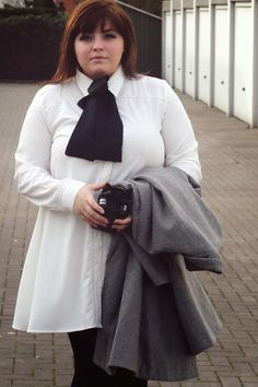 Mrs Watson - a Sherlock Holmes inspired Plus Size Outfit